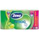 Бумага туалетная  Zewa 2-х c ароматом Яблока (8шт/уп)