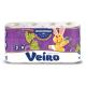 Полотенце бумажное Veiro  2 слойное (4 шт/упак)