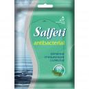 Салфетки влажные антибактериальные Salfeti 20 штук в упаковке