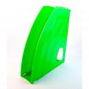 Вертикальный накопитель 65 мм Attache fantasy, зеленый