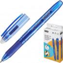Ручка гелевая Attache Selection EGP161 со стираемыми чернилами синяя (0.7 мм)