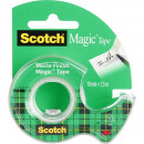 Скотч Scotch Magic прозрачная 19 мм х 7.5 м