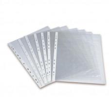 Папка Файл-вкладыш А-4 0,45 мкр, апельсиновая корка, 100 шт/упак