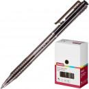 Ручка шариковая Attache Bo-Bo автоматическая, черная