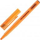 Текстовыделитель Attache 1-3 мм оранжевый