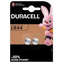 Батарейки Duracell LR44 (2 шт.)  для электронных устройств