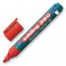 Маркер для письма на бумаге Edding Е-380 красный