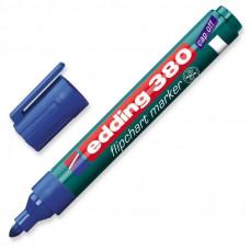 Маркер для письма на бумаге Edding Е-380 синий