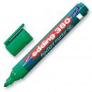Маркер для письма на бумаге Edding Е-380 зеленый