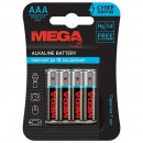 Батарейки Promega jet AAА LR03 (4 штук в уп)