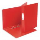 Папка на 2-х кольцах Bantex 35 мм красная