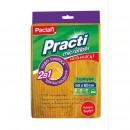 Тряпка для пола 50*60 микрофибра  Paclan Practi