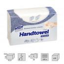 Полотенце бумажное Luscan Professional Z-сл 2-слойные 20 пачек по 190 листов