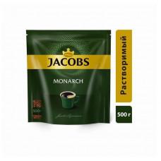 Кофе Jacobs Monarch  раств.субл.500г пакет