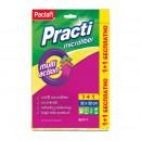Салфетки из микрофибры 32*32. бежевые 2 штуки в упаковке Paclan Practi
