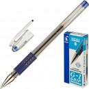 Ручка гелевая Pilot BLGP-G1-5 синяя с резин.манжетой