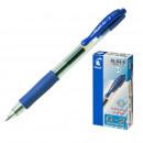 Ручка гелевая Pilot G2 автоматическая синяя
