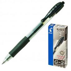 Ручка гелевая Pilot G2 автоматическая черная