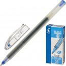 Ручка гелевая Pilot BL-SG-5  одноразовая ,синяя