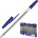 Ручка шариковая Attache Оптима РО20. маслянная. синяя (0.7 мм)