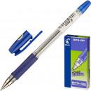 Ручка шариковая Pilot BPS-GP  резин манжета син. 0.25мм
