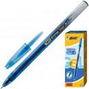Ручка гелевая Big кристал синяя
