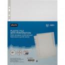Папка Файл-вкладыш А-4+ 100 мкр Attache Selection,рифленый 50 штук в упаковке