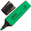 Текстовыделитель Attache Colored  1-5 мм зеленый