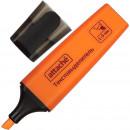 Текстовыделитель Attache Colored  1-5 мм оранжевый