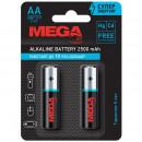 Батарейки Promega AA LR6 (2 штук в уп)