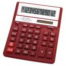 Калькулятор CITIZEN SDC-888XRD 12 разр.,бордовый