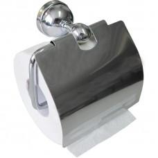 Держатель для туалетной бумаги хромированный