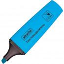 Текстовыделитель Attache Palette  1-5 мм голубой