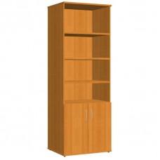 Шкаф для одежды комбинированный Менеджер 800*550*1960  Ш-10