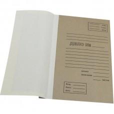 Папка для переплета переплетный картон бежевая 305х216х42 мм