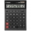 Калькулятор Canon AS-444 12-разрядный черный