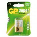 Батарейки GP Superl Крона  6LR61 9B