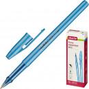 Ручка шариковая Attache Basic, синяя