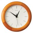 Часы настенные Салют ДС-ББ27-134 круг шаг ход дерев