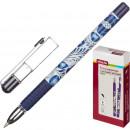 Ручка шариковая  Attache Гжель , маслянная,синяя