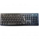 Клавиатура беспроводная Logitech Wireless Keyboard K270 Black