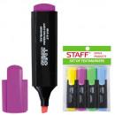 Набор текстовыделителей Staff 4 цвета набор