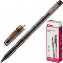 Ручка гелевая Attache Space черная