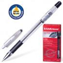 """Ручка шариковая ERICH KRAUSE """"Ultra L-30"""", 0,7мм, рез. держатель,  Черная"""