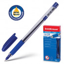 "Ручка шариковая ERICH KRAUSE ""Ultra Glide U-19, синяя, одноразовая,"