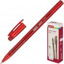 Ручка гелевая  Attache Space красная