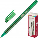 Ручка гелевая  Attache Space зеленая
