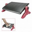 Подставка для ног офисная, 45х32 см, регулируемые высота и угол наклона
