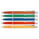 Ручка шариковая ICO Silver  автоматическая, синий.корпус