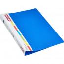 Папка на 2-х кольцах корешок 32мм кольцо 17мм, синяя
